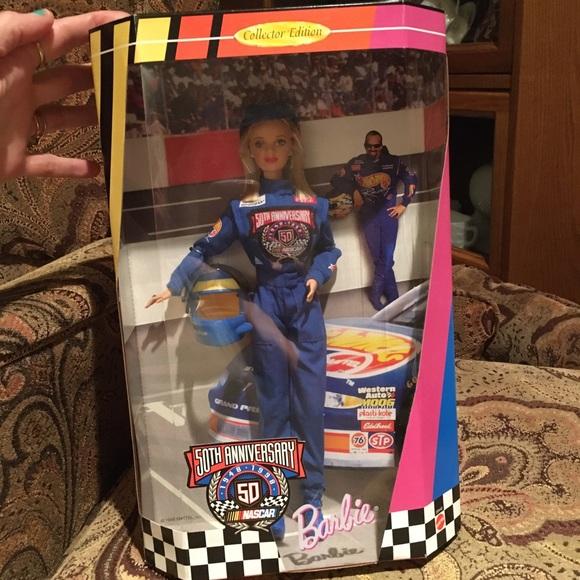Barbie NASCAR 50th Anniversary 1998